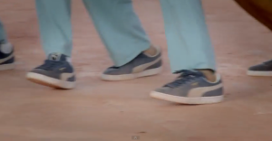 Ouuuuh les belles chaussures !