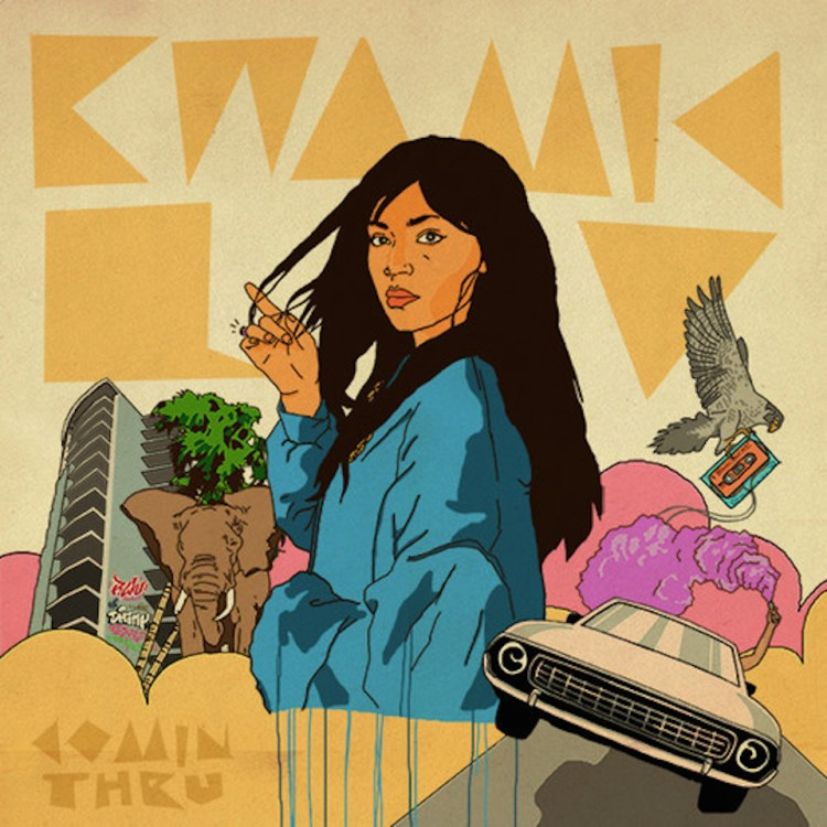 Kwamie Liv - Artwork