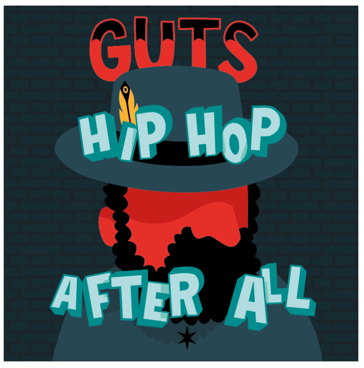 cover Hip Hop After All LP
