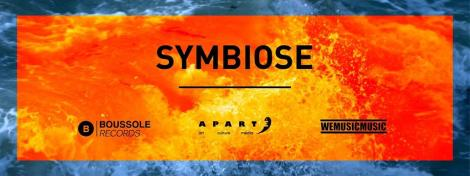 SYMBIOSE WEMUSICMUSIC BOUSSOLE RECORDS APARTE TOULOUSE