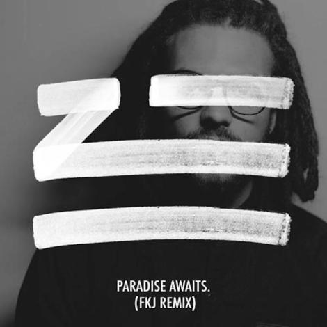 Wemusicmusic ZHU-FKJ-Paradise-Awaits-Remix