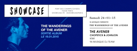 The Avener @ Showcase