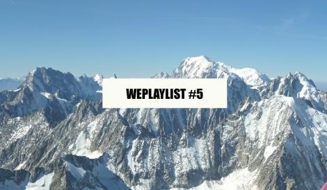 WEPLAYLIST 5