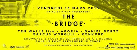 The Bridge Showcase Faust