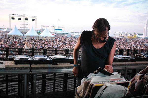 Ricardo Villabolos, l'an dernier lors du Weather Festival