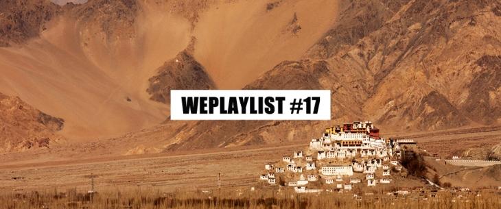 WEPLAYLIST #17