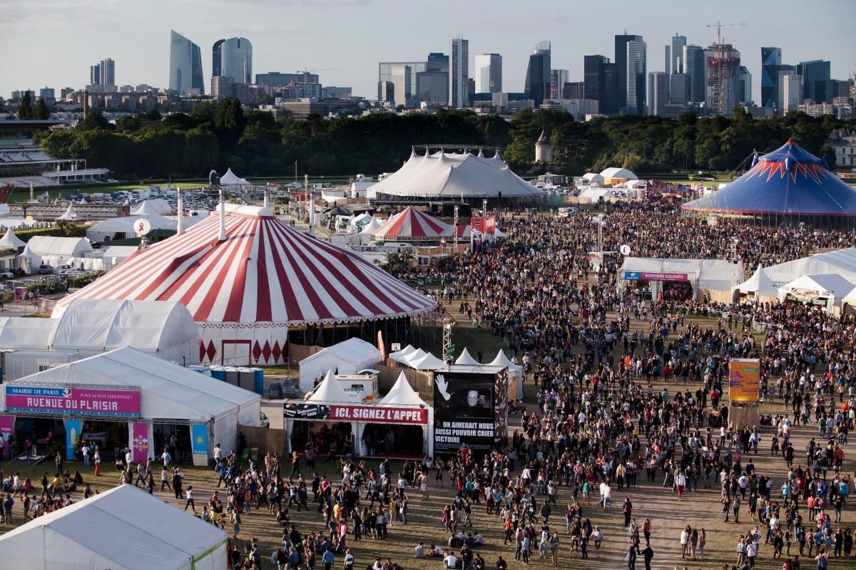 Solidays 2015 : 3 jours de festival pour lutter contre le sida !