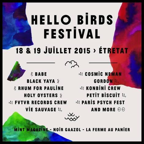 Hello Birds Festival