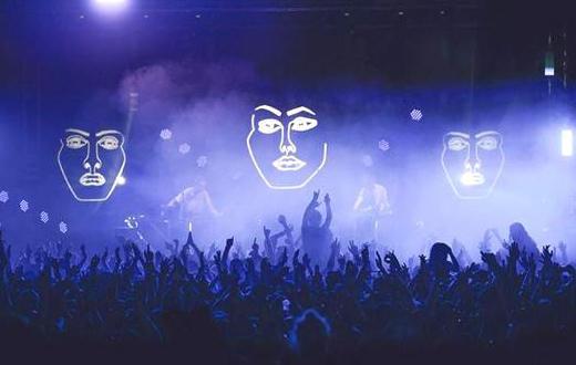 Disclosure au Positiv Festival 2014