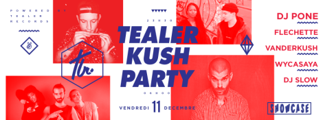 Wemusicmusic Tealer Kush Party