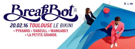 Breakbot Wemusicmusic