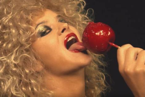 Pomme d'amour.