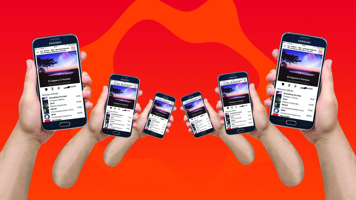 La web-radio des jeunes talents PWFM est désormais disponible sur mobile !