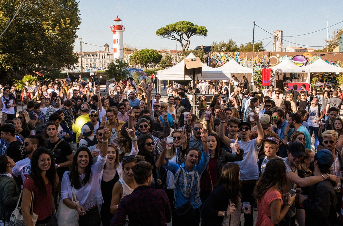 Finir son été au Roscella Bay Festival à La Rochelle