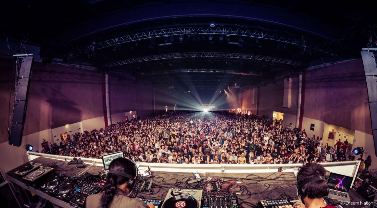La 5ème édition du Dream Nation Festival promet une grande fête autour des musiques électroniques !