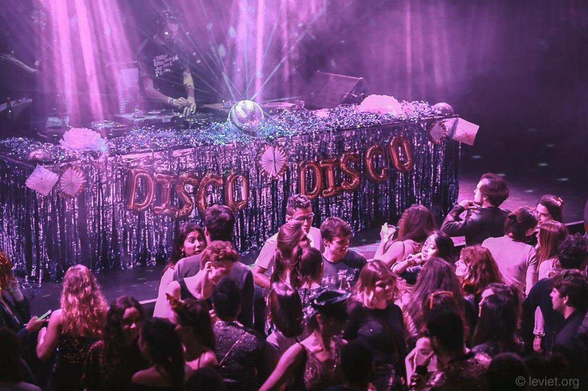 Le phénomène DISCO DISCO s'apprête à frapper une fois encore le YOYO ce samedi !