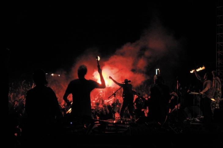 Festival ASTROPOLIS - Kamouflage / BERURIERS NOIRS + Elixir